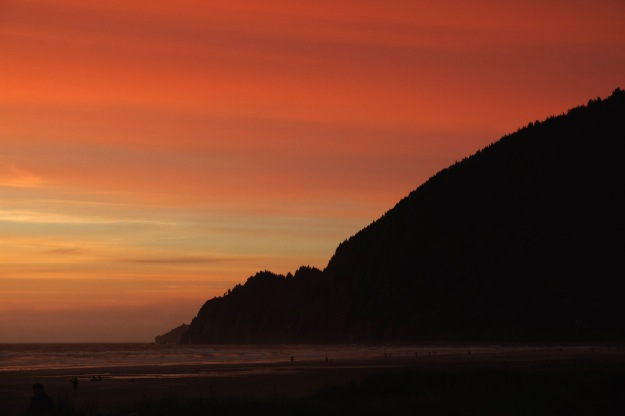 Manzanita sunset, OR